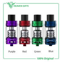 air improve - SMOK TFV8 Tank Atomizer Smoktech ml Sub Ohm TFV8 Cloud Beast Atomizer With Increased Airflow Area Improved Heating Air Tube