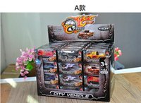 Wholesale New hot Diecast Cars Model Vehicle High Quality Baby Toy Cars Diecast Car Model Christmas Gifts