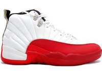 Wholesale 2016 Retro XII Men Women s Flu Game French Blue s The Master Gym Red Taxi Playoffs Shoes Sport Shoes quot kids quot