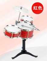 Wholesale Children s educational toys suit drumming Hand drums drums toy Musical Instruments