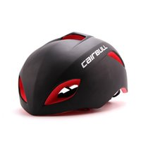Unisex aero design - Casco Bicicleta Casco Ciclismo Cairbull Women And Men Aero Cycling Helmet Tt Bike Track Bicycle Unique Design cm