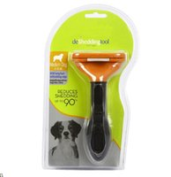 Wholesale Pet Shaver Cleaning Grooming Pet Comb Brushes Comb Hair Removal Tools Professional Pet Products rd Gen