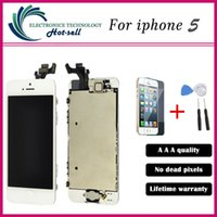 Cheap For Apple iPhone High Quality touch screen Best Yes Yes China lcd digitizer Suppl