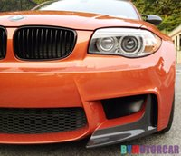 Wholesale AP Style Real Carbon Fiber Front Splitter E82 Ii M Fit For BMW B202