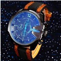 acrylic watch bands - Fashion Men Sport Analog Quartz Watches Tag Brand Male Casual Clock Military Watch Band Male Quartz Man Wristwatch