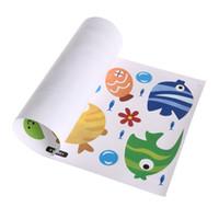Wholesale 1 X cm Underwater World Wall Stickers Sea Fish Star Carton Bathroom Nursery Home Decor Decals Pvc Stickers Kids Rooms
