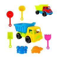 Wholesale Children s Toys Dredging And Water Children s Beach Toys Set Large Shovel Cars Barrel Pieces Set