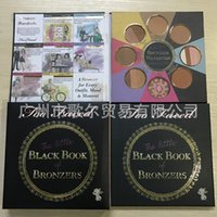 Wholesale New Faced Makeup The Little Black Book Of Bronzers Collection too Brand Blush Cheek Highlighter Cosmestics Palette for Christmas Gift
