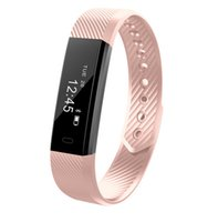 apple iphone alarm clock - 2017 New ID115 Smart Bracelet Fitness Tracker Step Counter Activity Monitor Band Alarm Clock Vibration Wristband for iphone Android phone