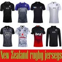 best mens shorts - New Zealand All Blacks Rugby Jersey Shirt Season All Blacks Mens Rugby Football Jersey S XXXL best quality