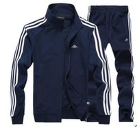 Wholesale Men s and women s large size sports suit spring and autumn sweatshirt sportswear