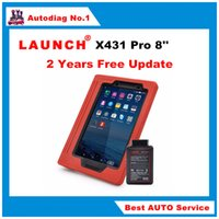 automotive pc - Launch X431 Pro Tablet PC WiFi Bluetooth Function Car Diagnostic Tool Offer Years Free Update Online