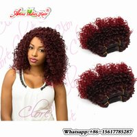 3Sets Ombre Hair Weave 8