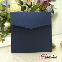 Wholesale 16 X16 cm Kraft Envelopes Square envelope card bank card envelope cm square invitation