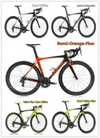Wholesale Five models design Cipollini BOND carbon Complete bike with mm carbon road bike wheels Made in China