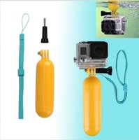 Wholesale New Arrivals Sports camera accessory Floating Grip Handle Mount Buoyancy rods for SJ4000 Hero