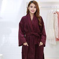 bathrobe toweled - 100 cotton bathrobes toweled lovers cotton bathrobe thickening robe