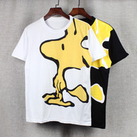 Cheap men's lastest 2016 fashion brand short sleeve Cute cartoon printed t-shirt funny tee shirts Hipster O-neck cool tops