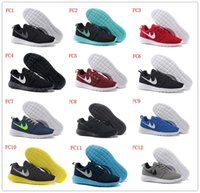 athletic rugby - Roshe Run Running Shoes Men Women London Olympic Athletic Outdoor Rosherun lightweight Breathable Sneakers Roshe Run Sports Boots