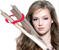 Gold aluminum fix - 2017 New TYME Gold Hair Iron Straightener Brush Ceramic In Hair Styling Tools hot item popular in usa