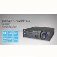 Hi-Def Recodage Vidéo Sécurité Easy Dahua Marque 32CH HDMI 1080p NVR4808 / 4816/4832 avec alarme 16ch en 8HDD pris en charge