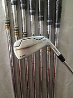 Clubs de golf TMB 716 Set de ferrures 3456789P Avec Dynamic Gold Steel S300 Shaft T-MB 716 Golf Irons Droite