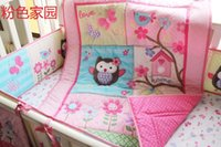 Wholesale nursery quilt cotton bedding baby quilt girl