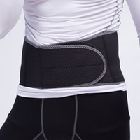 Wholesale The new fitness breathable easy to wear medical care belt professional sports protective gear supplies belt