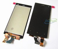 acro s display - isplay lcd lg Black High Quality LCD Display and Touch Screen Digitizer Assembly For Sony Ericsson Xperia Acro S LT26W PC Free Shipp