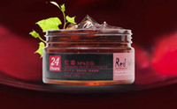 antioxidant skin products - Mask Red Wine Polyphenols Face Mask Moisturizing Antioxidant Anti Aging Spot Skin Care Products Disposable Whitening Facial Mask DHL YSQ HJ