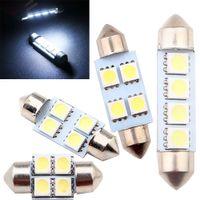 Wholesale 20 C5W Festoon LED mm mm mm mm Festoon Dome LED Light Bulbs SMD
