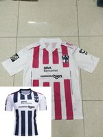 best buy clothes - Mixed buy Rayados Monterrey Away Gym Clothing Best Quality Monterrey Blue Gym Clothing