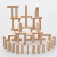 Wholesale quot JENGA quot Board Game Environmental Protection Wood S M L Option Baby And Parents Puzzle Game For Children Gift With