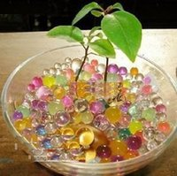 balls ad - water beads g Magic Plant Crystal Soil Mud Water Beads Pearl ADS Jelly Crystal ball