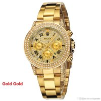 Wholesale New Arrive Brand Rolex Full Diamond Day Tona Mens Watches Fast Shipping Master Omega Breitling Watch Automatic Date Good Quality