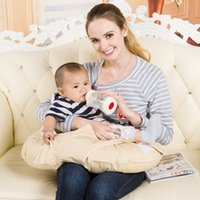 Wholesale Baby Infant Breastfeeding Feeding Pillow Mummy Nursing Pillow Cotton Comfortable Adjustable