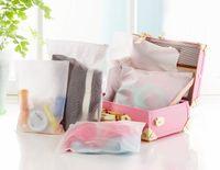baggage storage - Waterproof Travel Baggage Storage Bag Clothes Underwear Shoes Sorting Pouch Luggage Organizer Bag Travel Kits