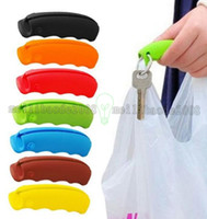Wholesale NEW Portable Silicone Mention Dish For Shopping Bag Mention Dish Colors MYY