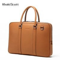 Wholesale Import head layer cowhide men bags business retro leather hand bags hand shoulder slope of b l document for handbags