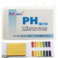 Plumbing analysis papers - NEW PH Meters PH Test Strips Indicator Test Strips Paper Litmus Tester Brand New Measurement Analysis Instruments