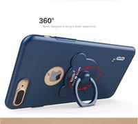 achat en gros de téléphone couvre les ours-La nouvelle couverture de téléphone portable iphone7 Daquan Bear Bear Ring accessoires pour téléphone mobile Apple 7plus protection de gros