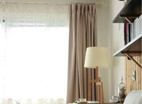 american installations - Fantasise Behind The Pearly Curtain American Rural Pastoral Style Embroidery Flowers Living Room Bedroom White Curtains Screens Custom