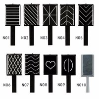 A02NT028 Magnet 6ml Wholesale-1 pc Magnet Plate Wand Board Nail Art Tool for DIY Magic 3D Cats Eyes Magnetic Polish Cats Eyes Choose