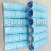 Wholesale Strong Lace Front Support Tape Yards cm Beaded Adhesives Tape For Tape Hair Extensions Lace Wigs adhesive tapes double sided