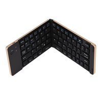 Compra Teclado bluetooth flexible-Teclado inalámbrico flexible plegable teclado bluetooth 66 teclas multimedia teclado inalámbrico para iPhone iPad-Android Tablet PC