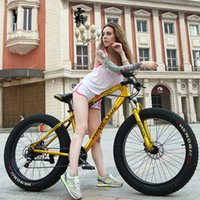 Wholesale 20 inch speed Fashion Children Mountain Bike MTB Bicycle Snow Bike Fat Bike Double Disc Brake