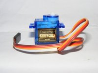 Wholesale 9G SG90 Mini Micro Servo For RC Robot Helicopter Airplane Car Boat for airplane aeroplane CH rc helcopter kds esky align helicopter sg90