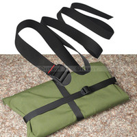 baggage storage - Luggage Packing Belt Baggage Suitcase Strap Wear resisting Tent Storage Accessories with Adjustable Buckle Band