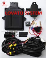 alternative control - LOVATO gas conversion kits Alternative fuel device cng lpg conversion kits for car Injection control kits