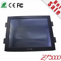 Wholesale new factory inch metal case touch screen monitor for machine waterproof dust monitor
